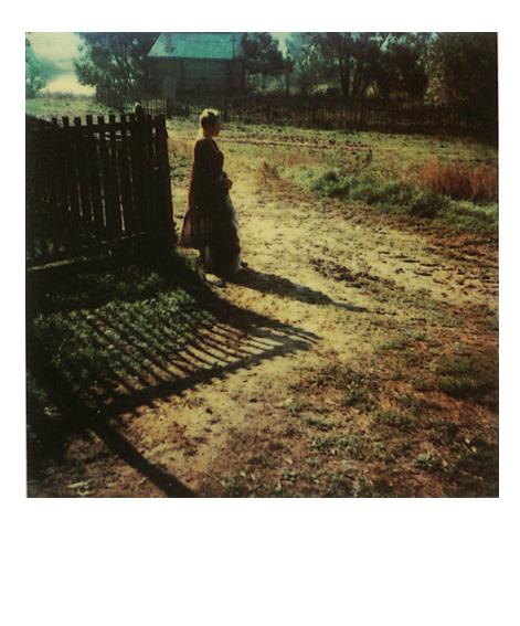 Polaroid Tarkovski Zaman Ve Strauss Koltukname