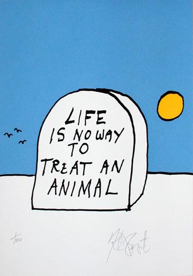 """Trout'un Mezarı"", Kurt Vonnegut, 2005"
