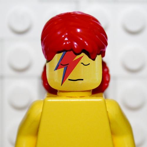 "David Bowie - ""Aladdin Sane"""