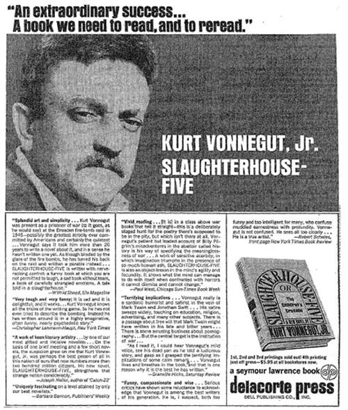 Kurt Vonnegut // Mezbaha No.5
