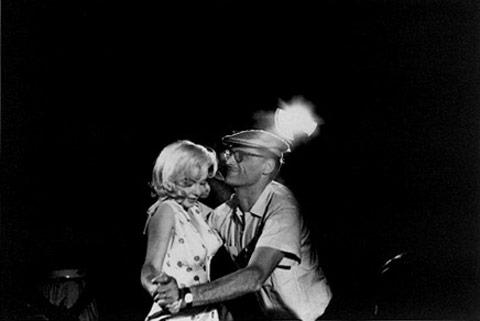 Arthur Miller ve Monroe