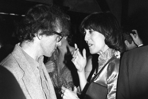 Nora Ephron ve Woody Allen