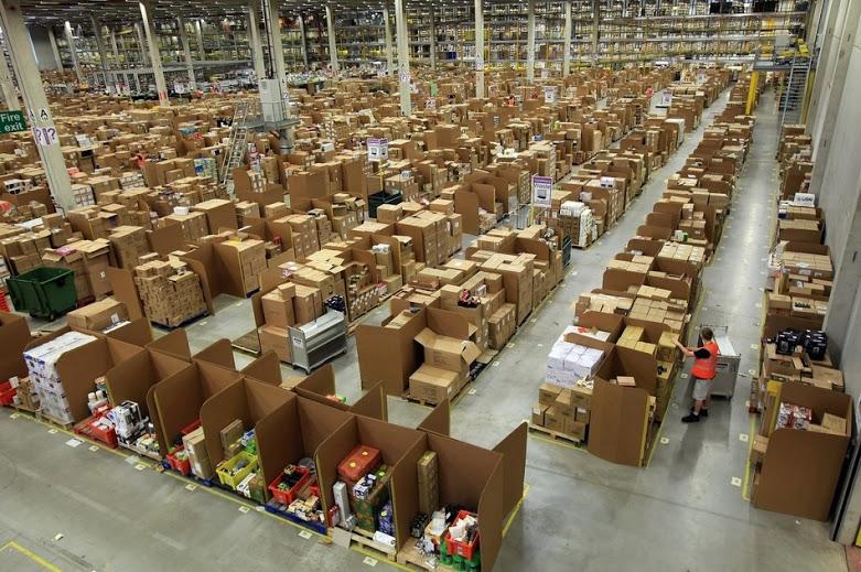 Amazon depo 3