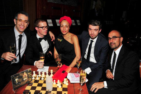 Zadie Smith ve Nick Laird
