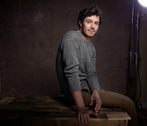 Adam Brody; Lovelace'te.