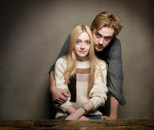 Dakota Fanning ve Boyd Holbrook; Very Good Girls'de.