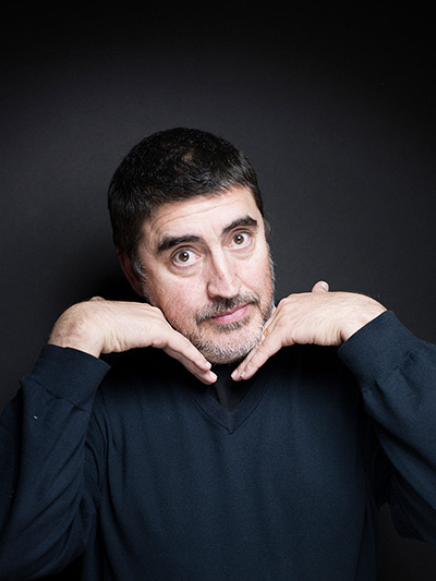 Alfred Molina; Emanuel and the Truth About Fishes'da.