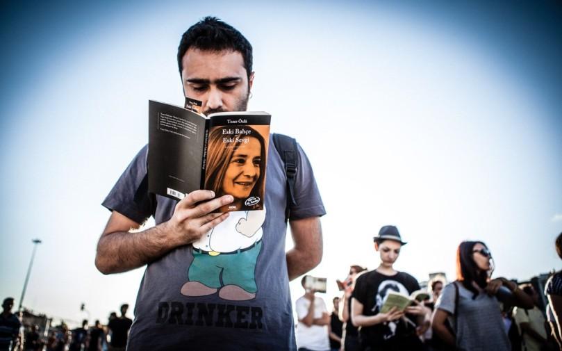 Taksim Square Book Club