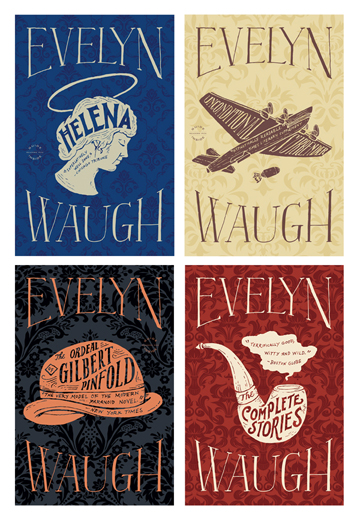 13566-Evelyn-WaughEvelyn-Waugh-series