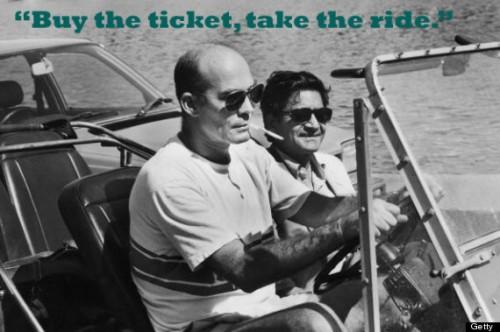 Biletini al ve yola çık.