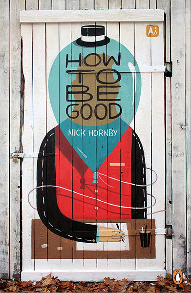 How to be Good / Nick Hornby / Kapak: Agostino