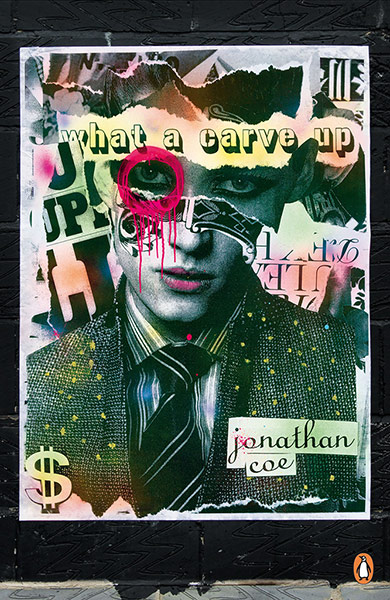 What a Carve Up! / Jonathan Coe / Kapak: Dain
