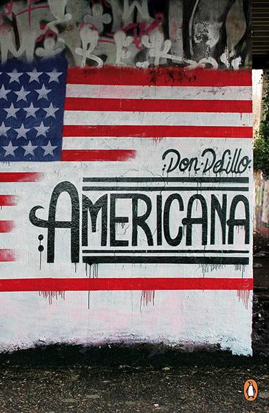 Americana / Don DeLillo / Kapak: Dr. Jekyll