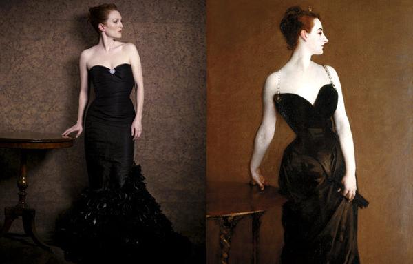 Madame X / John Singer Sargent