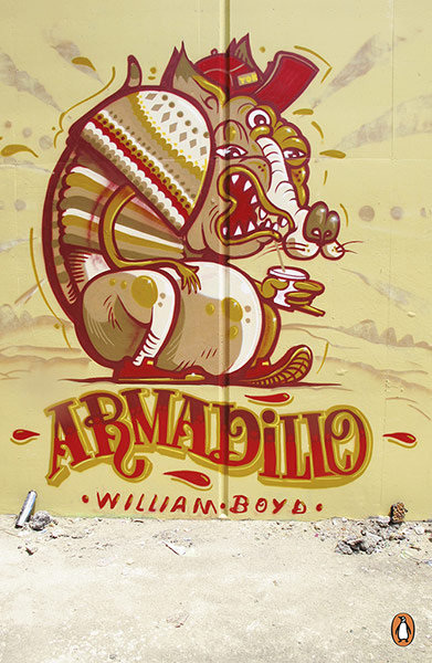 Armadillo / William Boyd / Kapak: Yok