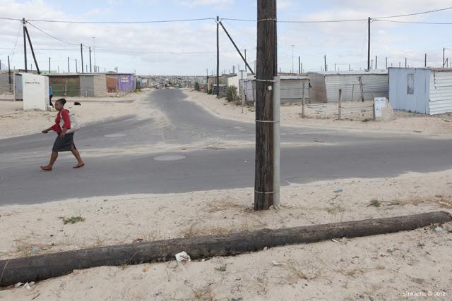 Balancing Act 2 - Khayelitsha, Cape Town