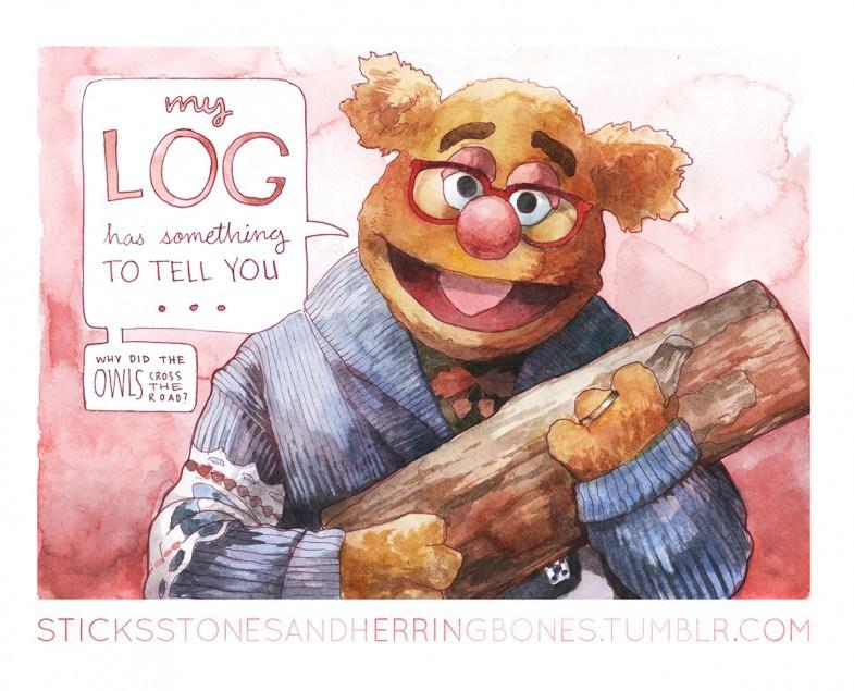 log-lady-fozzie