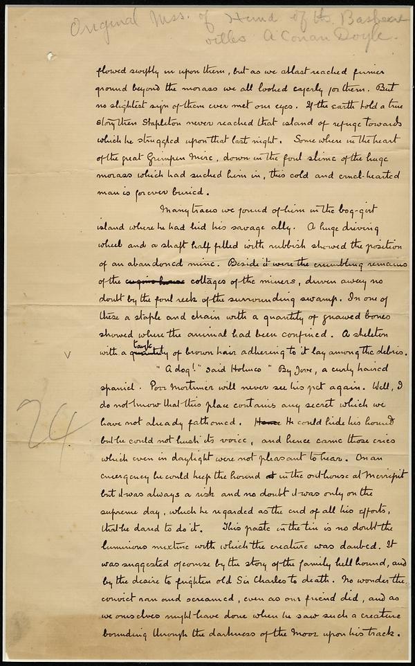 Baskerville'lerin Köpeği - Sir Arthur Conan Doyle