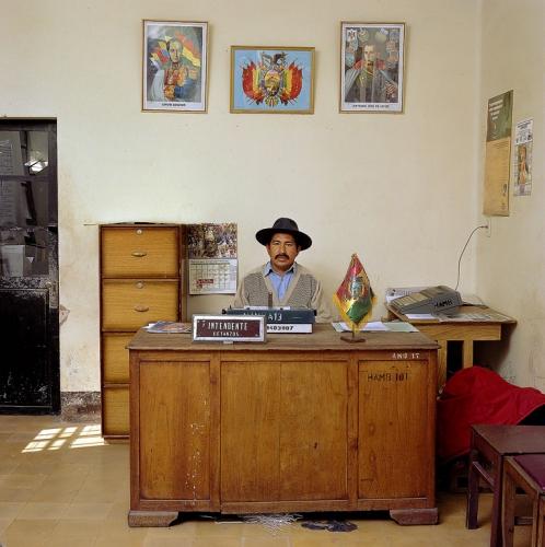 Bolivya, Potosi, 2005.
