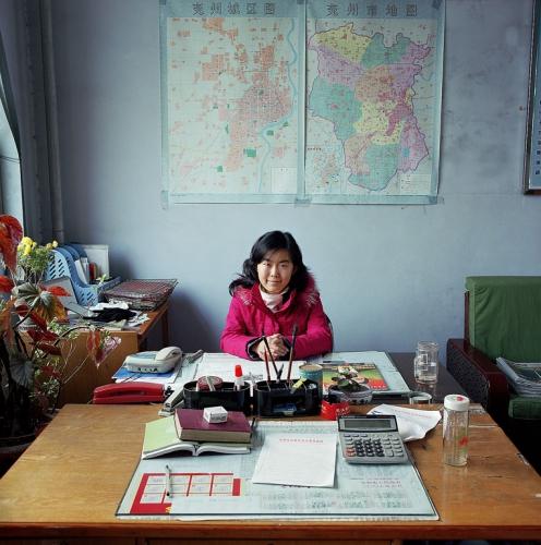 Çin, Shandong, 2007.