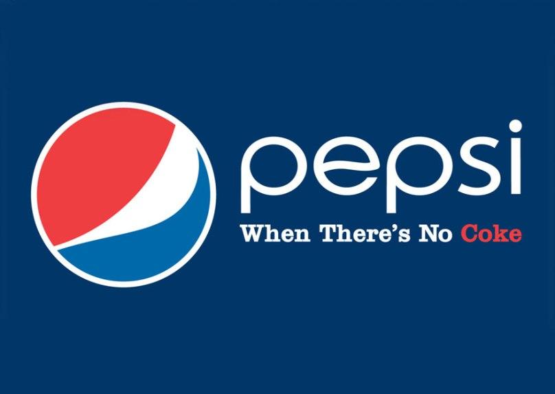 Coca-Cola olmadığı zamanlar için.