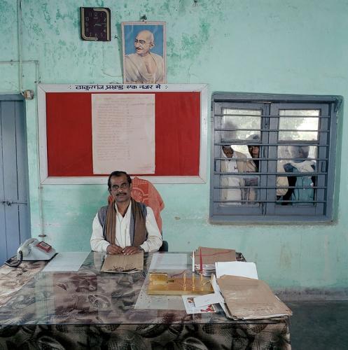 Hindistan, Bihar, 2003.