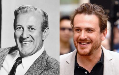 Jason Segal ve 20. yüzyılın meşhur oyuncularından Lee J. Cobb