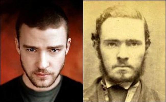 Justin Timberlake ve bir suçlu