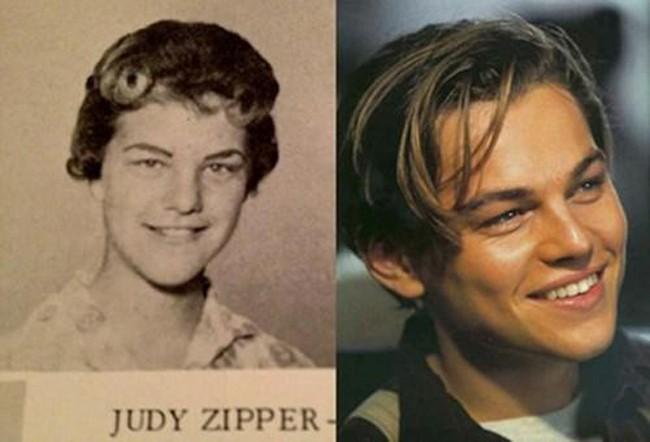 Leonardo DiCaprio ve Judy Zipper