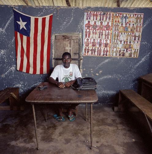 Liberya, 2006.