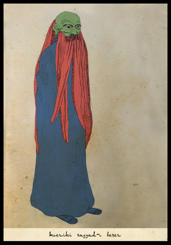 merihi sayyadi beser-martian manhuter