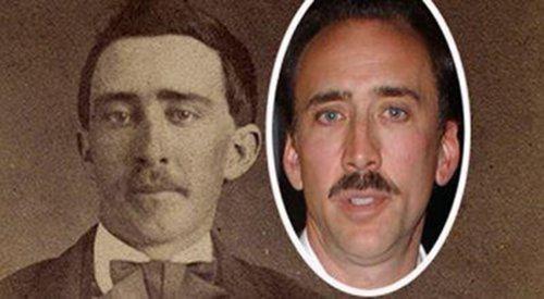 Nicolas Cage ve Amerikan İçsavaşı döneminden Tennessee'li bir adam