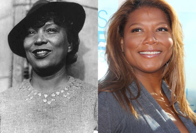 Queen Latifah ve Zora Neale Hurston