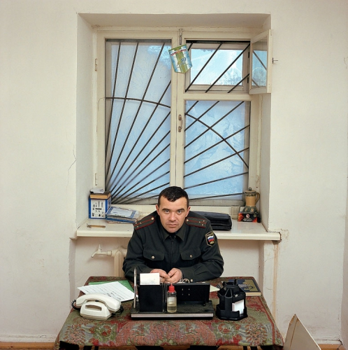 Rusya, Siberya, Tomsk, 2004.