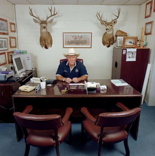 ABD, Teksas, 2007.