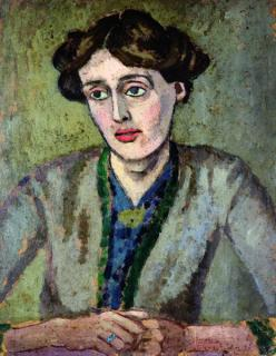 Roger Fry, yaklaşık 1917.