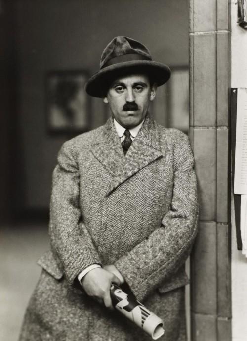 Sanat Simsarı [Sam Salz], 1927.