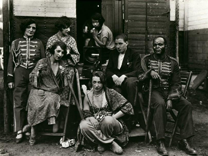 Sirk Sanatçıları, 1926–32.