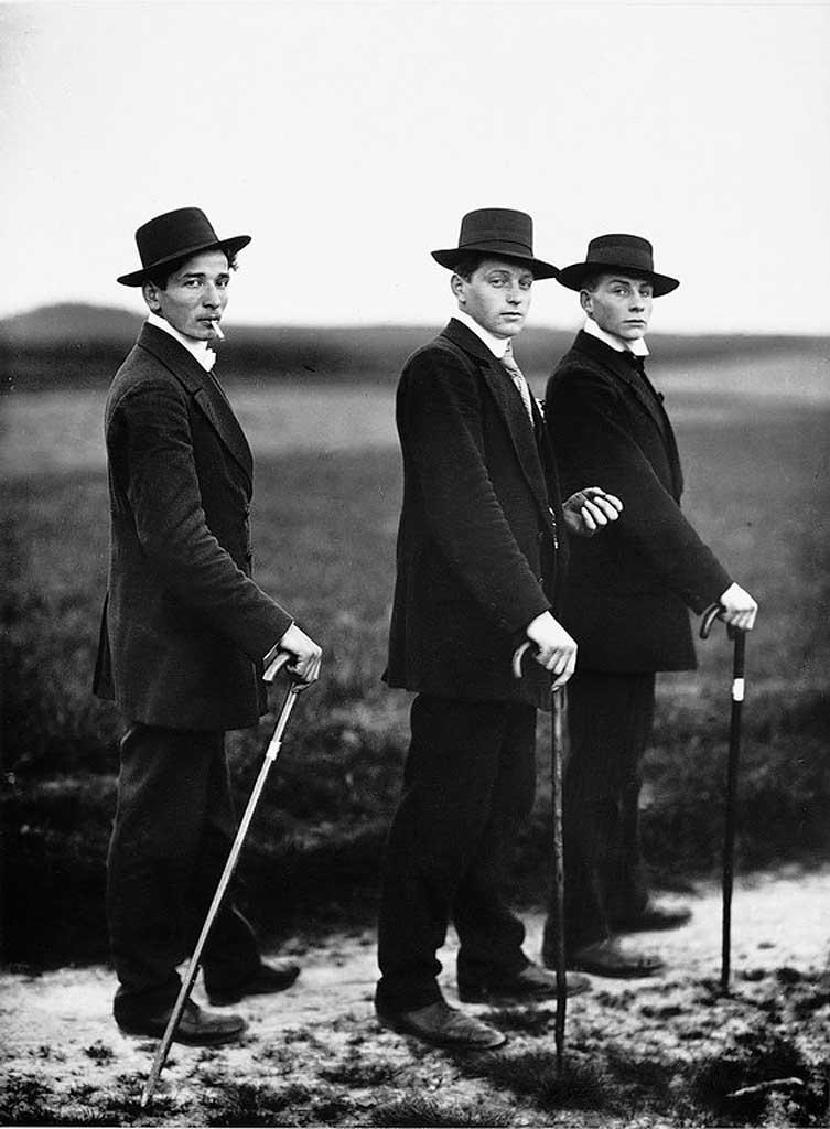 Genç Çiftçiler, 1914.