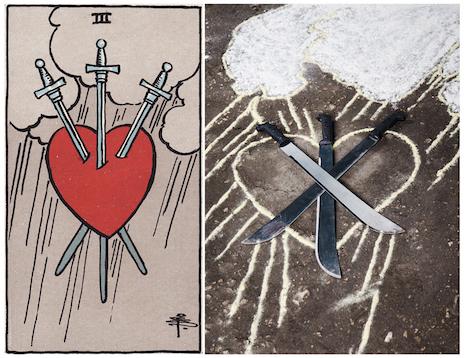 Kılıçların Üçlüsü
