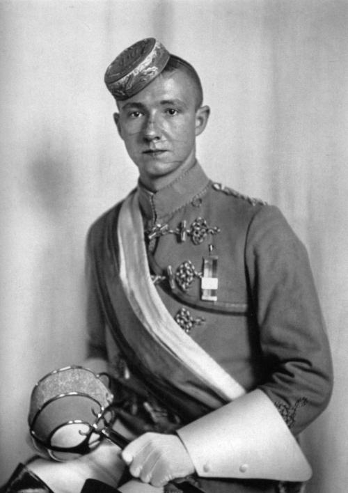 Nuremberg Öğrenci Birliği Üyesi, 1928.