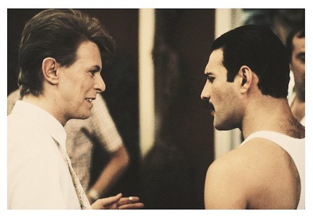 bowie and mercury